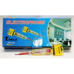 A128 Индикатор на батарейке