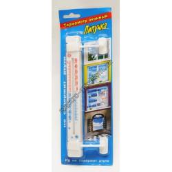 A362 Термометр уличный на липучке и на ножке