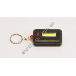 A474 Брелок - фонарик хорошее качество очень ярко светит (3 режима)