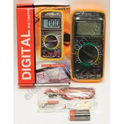 A29 Мультиметр с температурой DT9208A