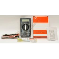 A30 Мультиметр с температурой DT-838
