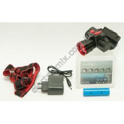 A550 Фонарик на аккумуляторе