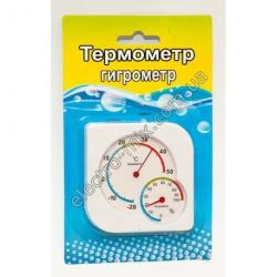 A666 Термометр с гигрометром