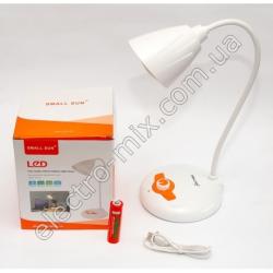 A692 Лампа настольная (3 режима) (зарядка + аккумулятор)