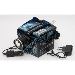 A803 Фонарик LED налобный